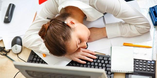 Bahaya Bekerja Berlebihan