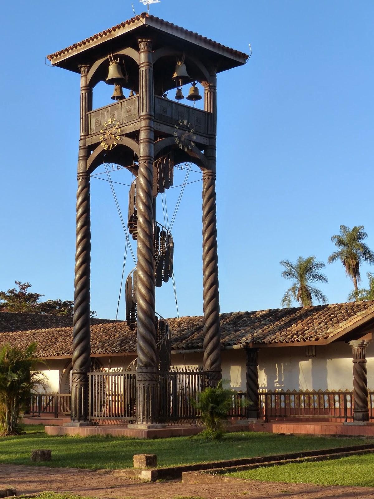Messico E Dintorni: LE MISSIONI DEI GESUITI OVVERO VIAGGIO NELLA TERRA  #1566B6 1200 1600 Come Si Chiama La Sala Da Pranzo Di Un Convento