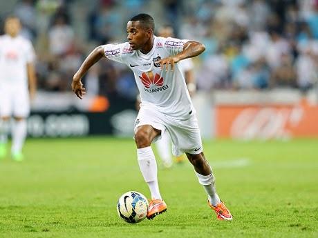 Robinho Betah di Santos, Enggan Balik ke Milan atau Bela Klub Brasil Lain