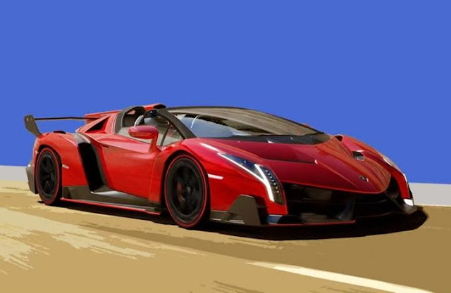 lamborghini veneno roadster way2speed. Black Bedroom Furniture Sets. Home Design Ideas