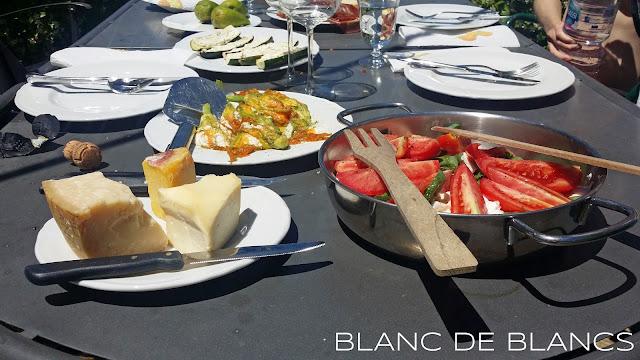 Italialainen lounas - www.blancdeblancs.fi