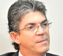 Ricardo Coutinho, governador de Paraíba