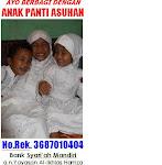Program Peduli Senyum Anak Yatim