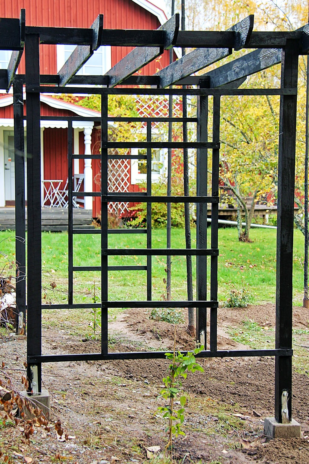 A house with a view: oktober 2014
