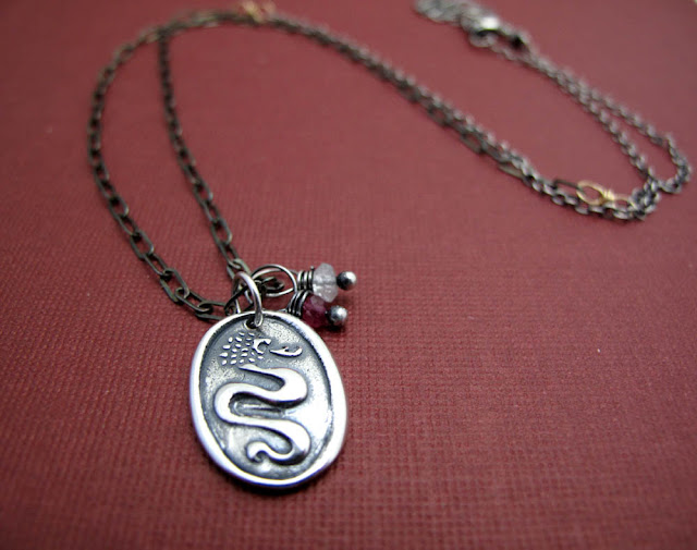 year chinese dragon charm necklace hint jewelry beth hemmila