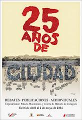 """""""25 AÑOS DE CIUDAD"""""""