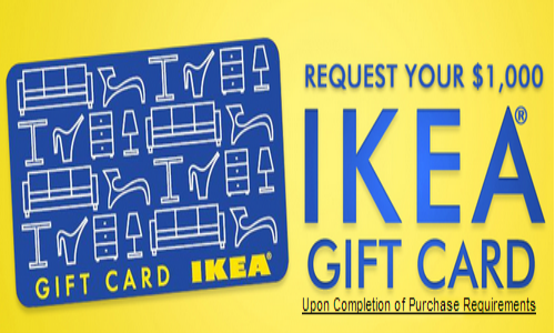 ikea gift card outlets. Black Bedroom Furniture Sets. Home Design Ideas