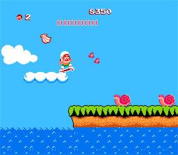 -Op Classics - Wonder Boy (Sega) (including Adventure Island series