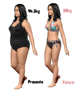 Que comida promovem a perda de peso