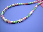 PRINCESS PEARLS-Custom handmade freshwater cultured pearl necklaces for little girls