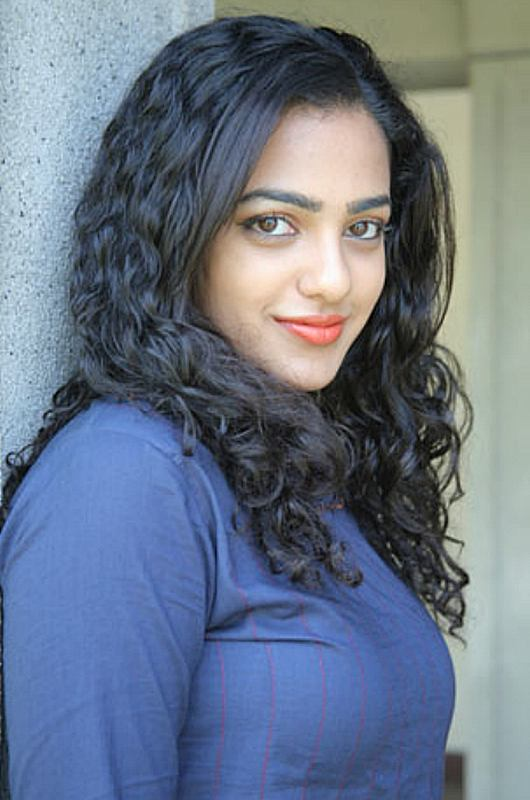 nithya menon new hot photo shoot jhakkaz