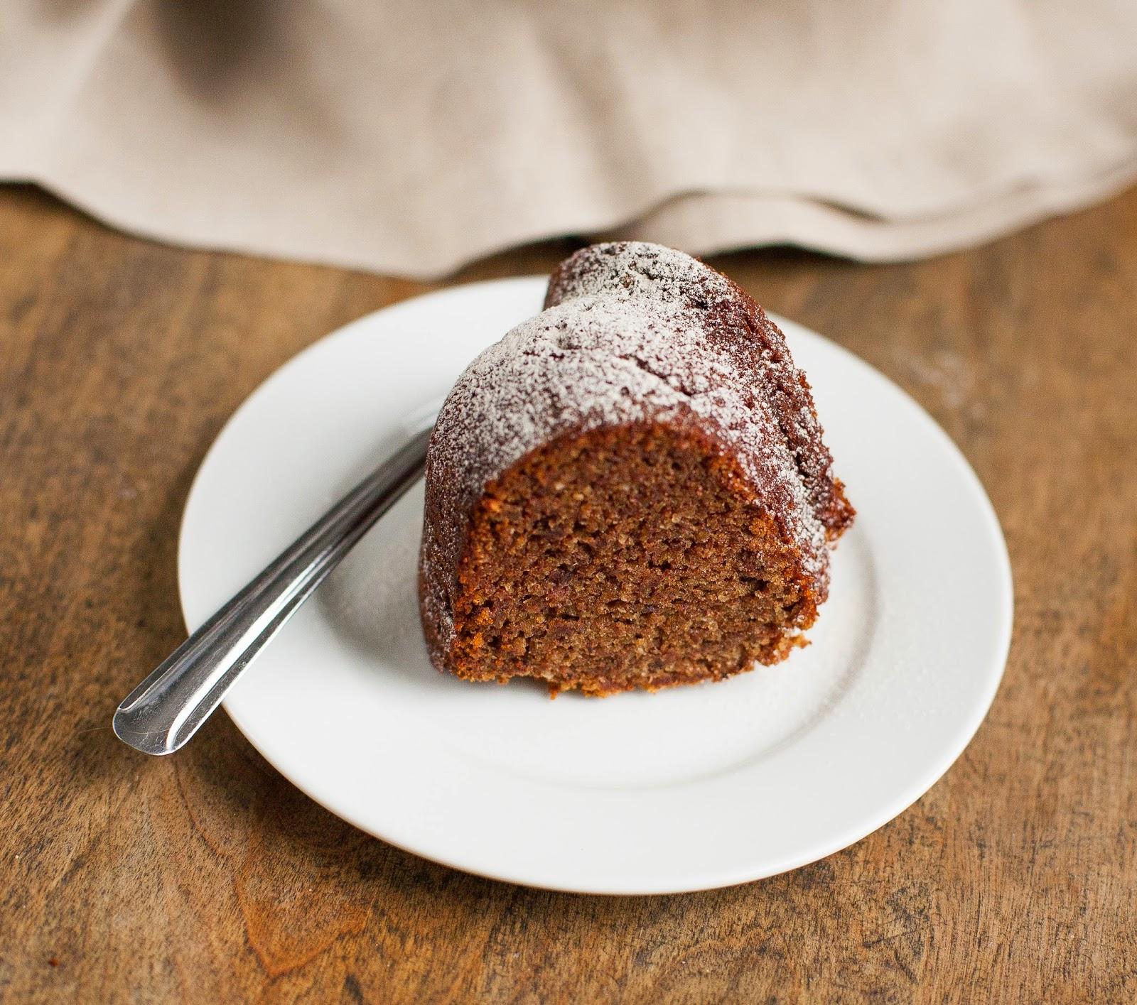 Hazelnut Tapioca Flour Cake
