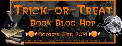 Trick-Or-Treat Book Blog Hop 2014