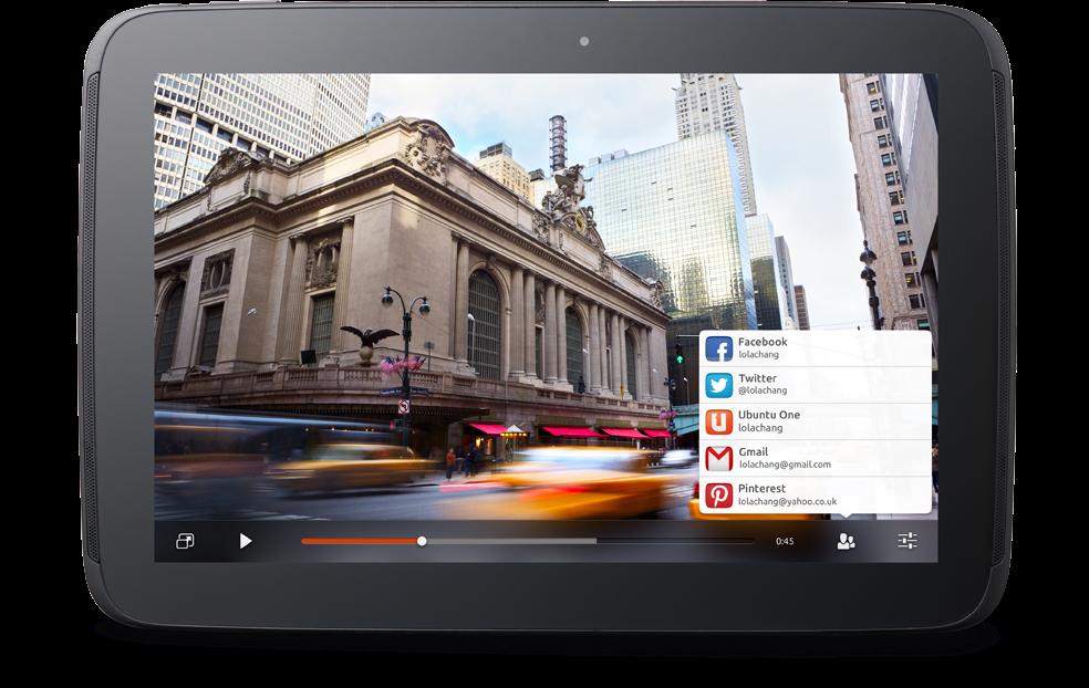 Ubuntu para Tablets es presentado por Canonical