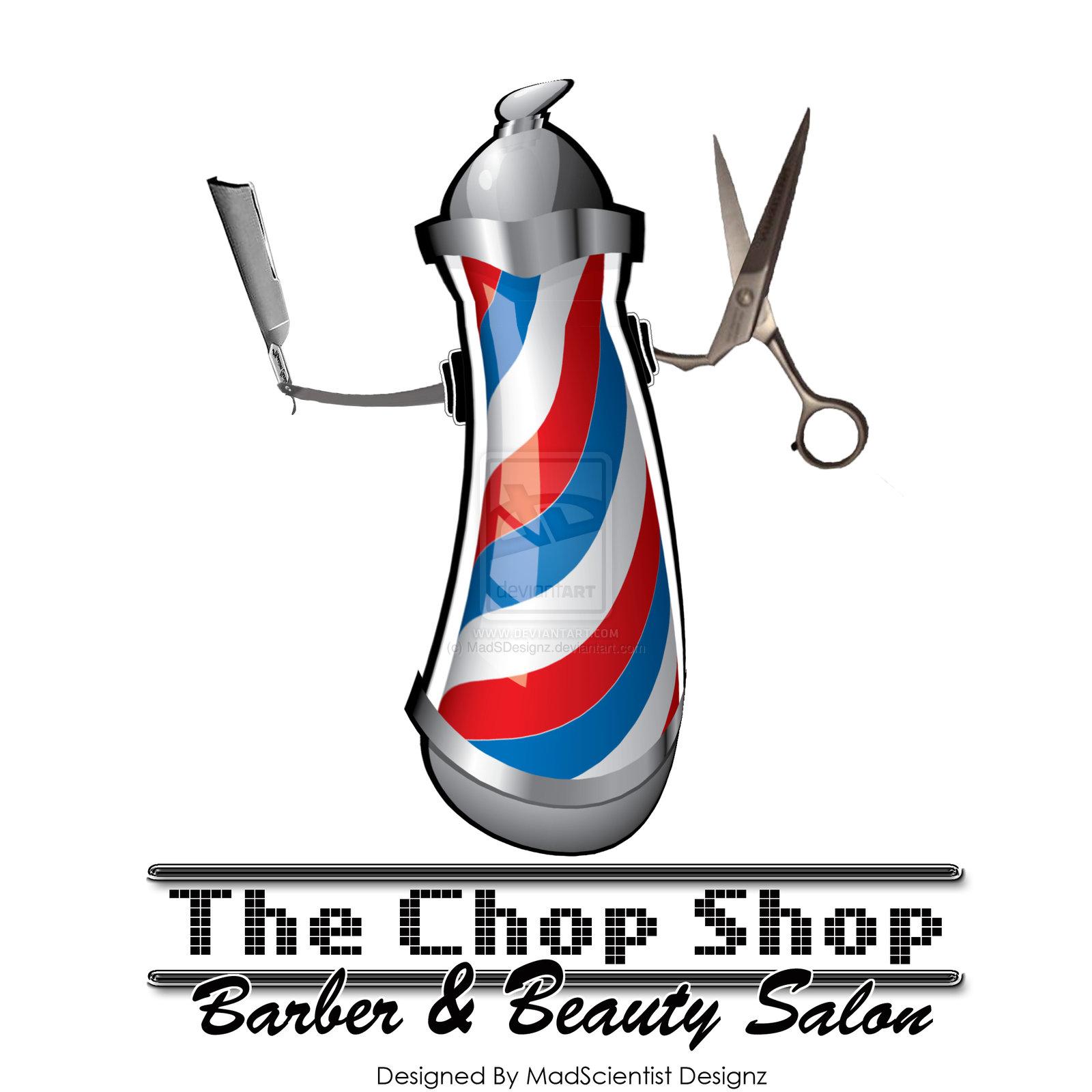 barber logo design - photo #39
