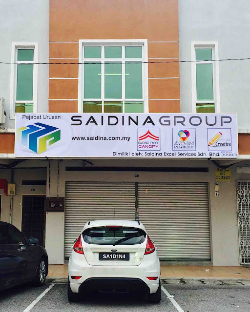 Alamat Baru Saidina Group