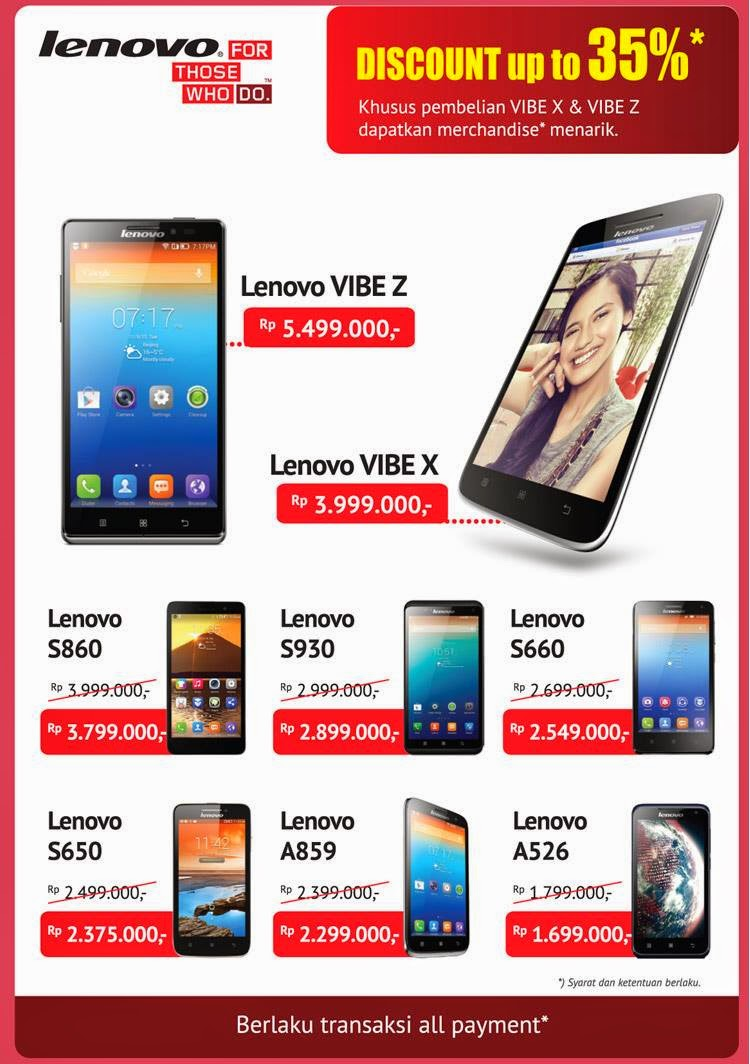 Daftar Promo Global Teleshop di ICS 2014