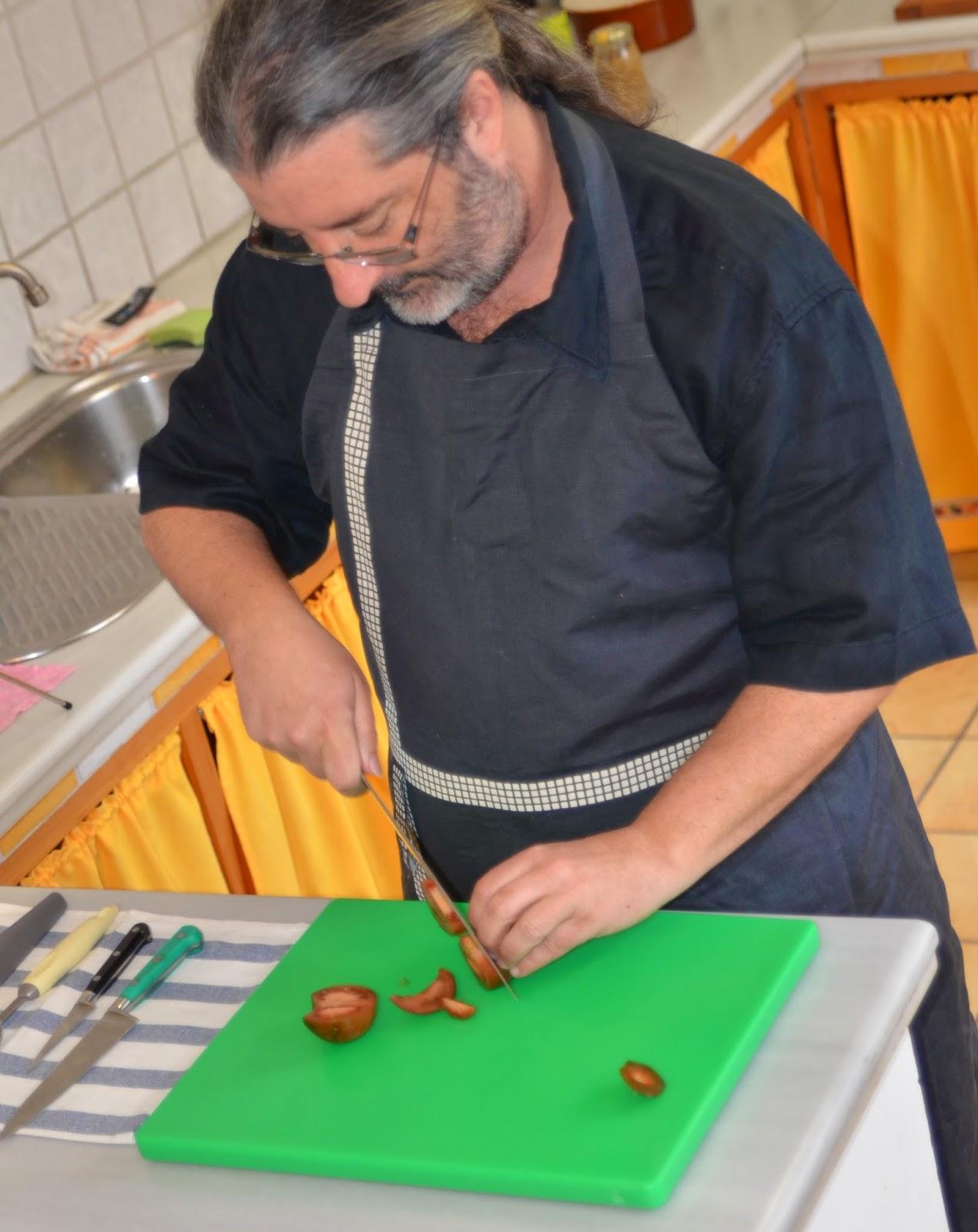 La cocina con cari o el chef en casa - Sartenes chef la cartuja de sevilla ...