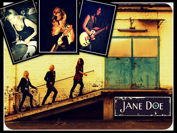 Noisy Crumb's Girl Power Weeks with Jane Doe