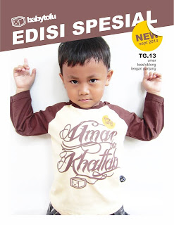 edisi september model baru kaos anak