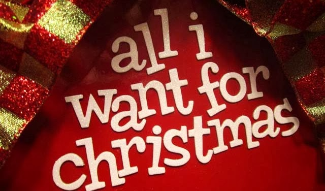 do you know what i want for christmas this year all i want for christmas this year is peace joy and patience and i really really mean it - What Does Christmas Really Mean