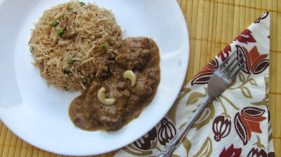 Rich Shahi Korma recipe for Eid