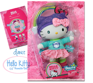 "Hello Kitty Doll 13.5"" Poseable Doll Review"