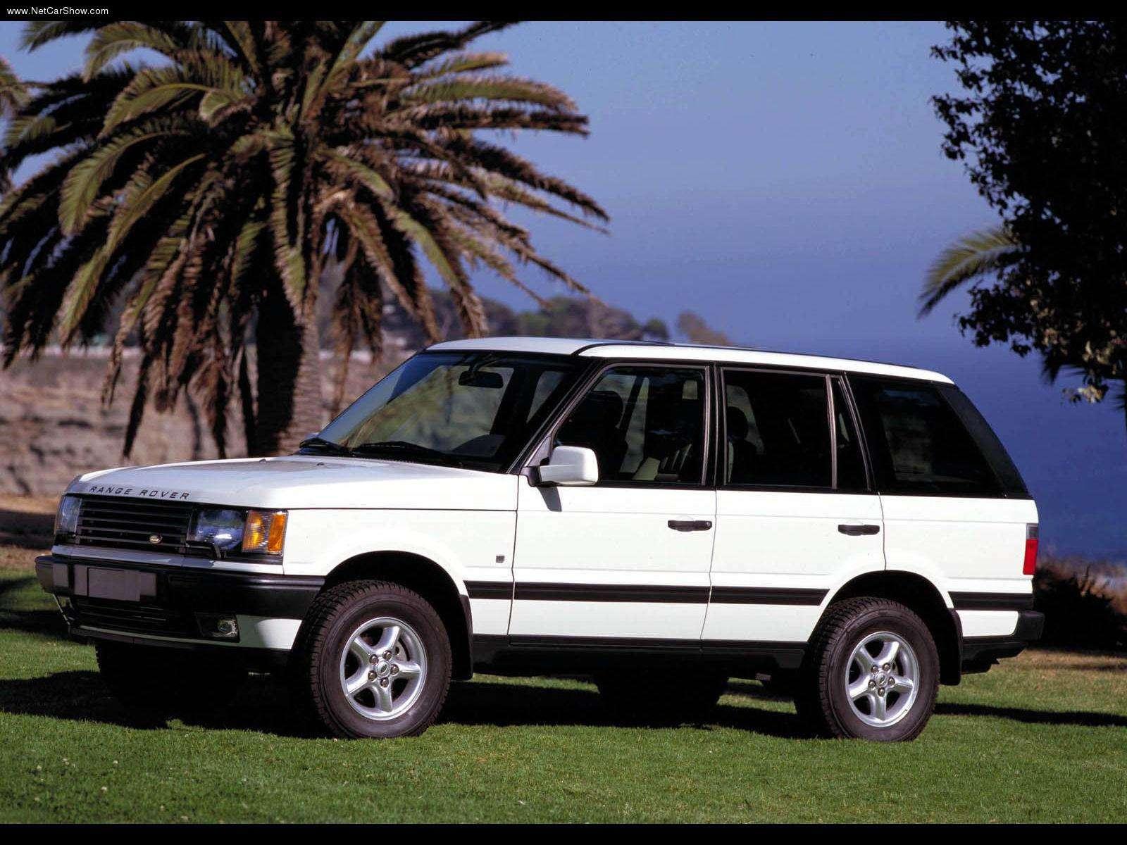 Hình ảnh xe ô tô Land Rover Range Rover 2001 & nội ngoại thất