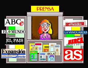 kiosco prensa