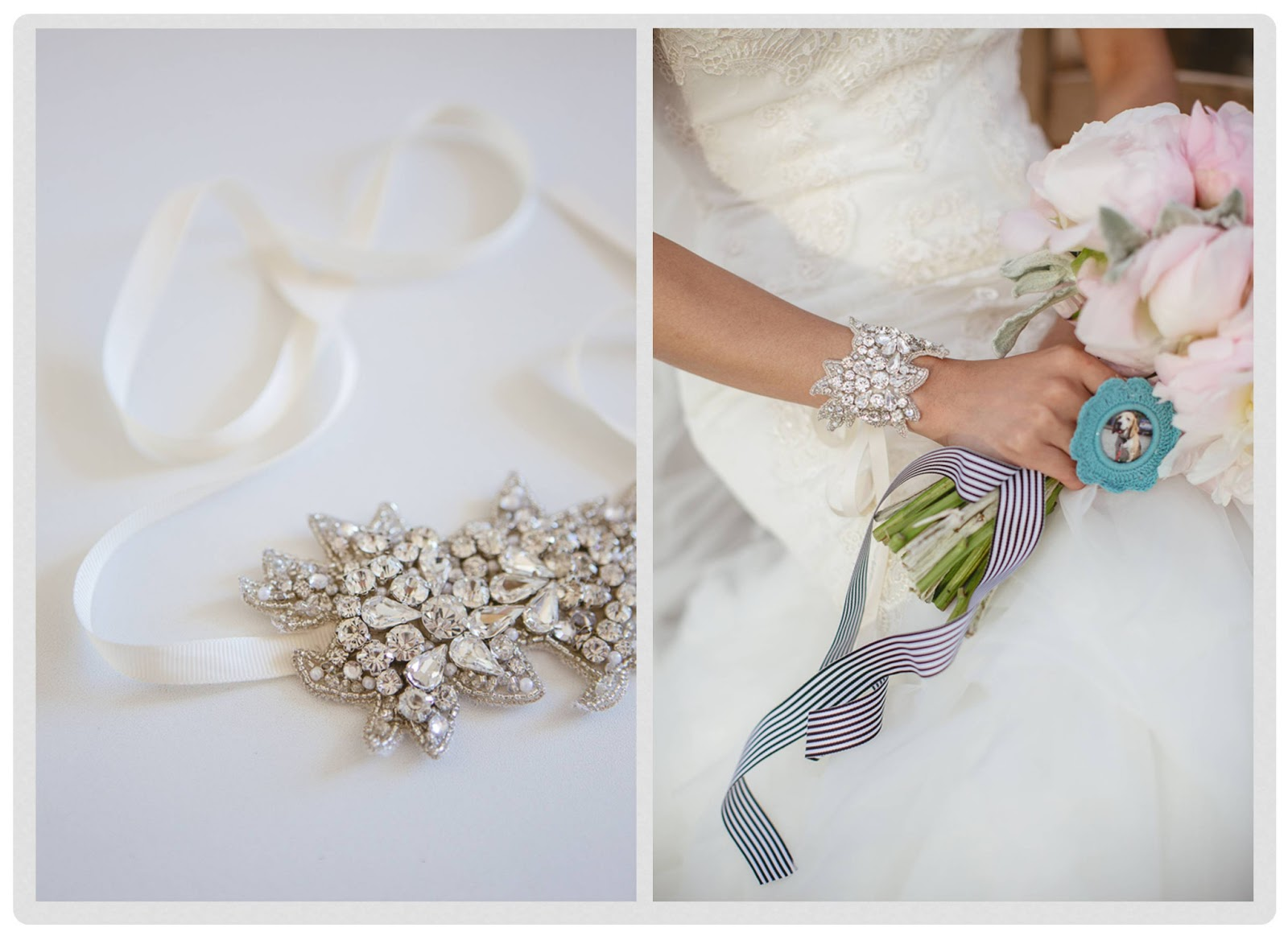 DIY Wedding Arm Candy Mia Loves Pretty