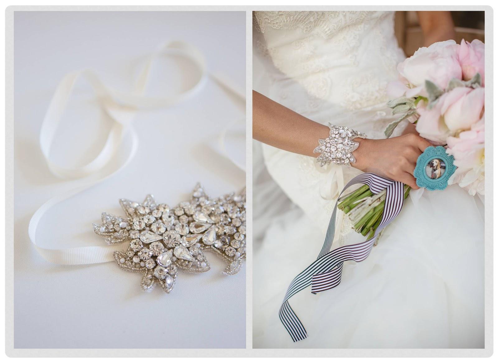 DIY Wedding Arm Candy | Mia Loves Pretty