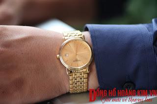 Đồng hồ nam nhãn hàng tissot chính hãng tại đồng hồ hoàng kim