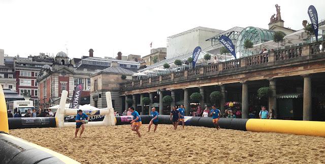 Covent Garden, 9 August 2013.