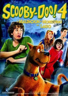 Scooby Doo!: La maldición del monstruo del lago (2010)