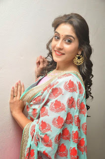 Regina Latest Pictures in Salwar Kameez at Ranam 2 Audio Launch ~ Celebs Next
