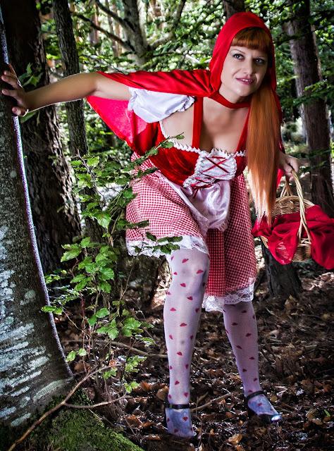 Halloween 2013 Caperucita Roja