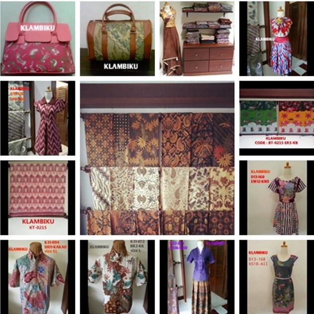 Baju Batik di Magelang