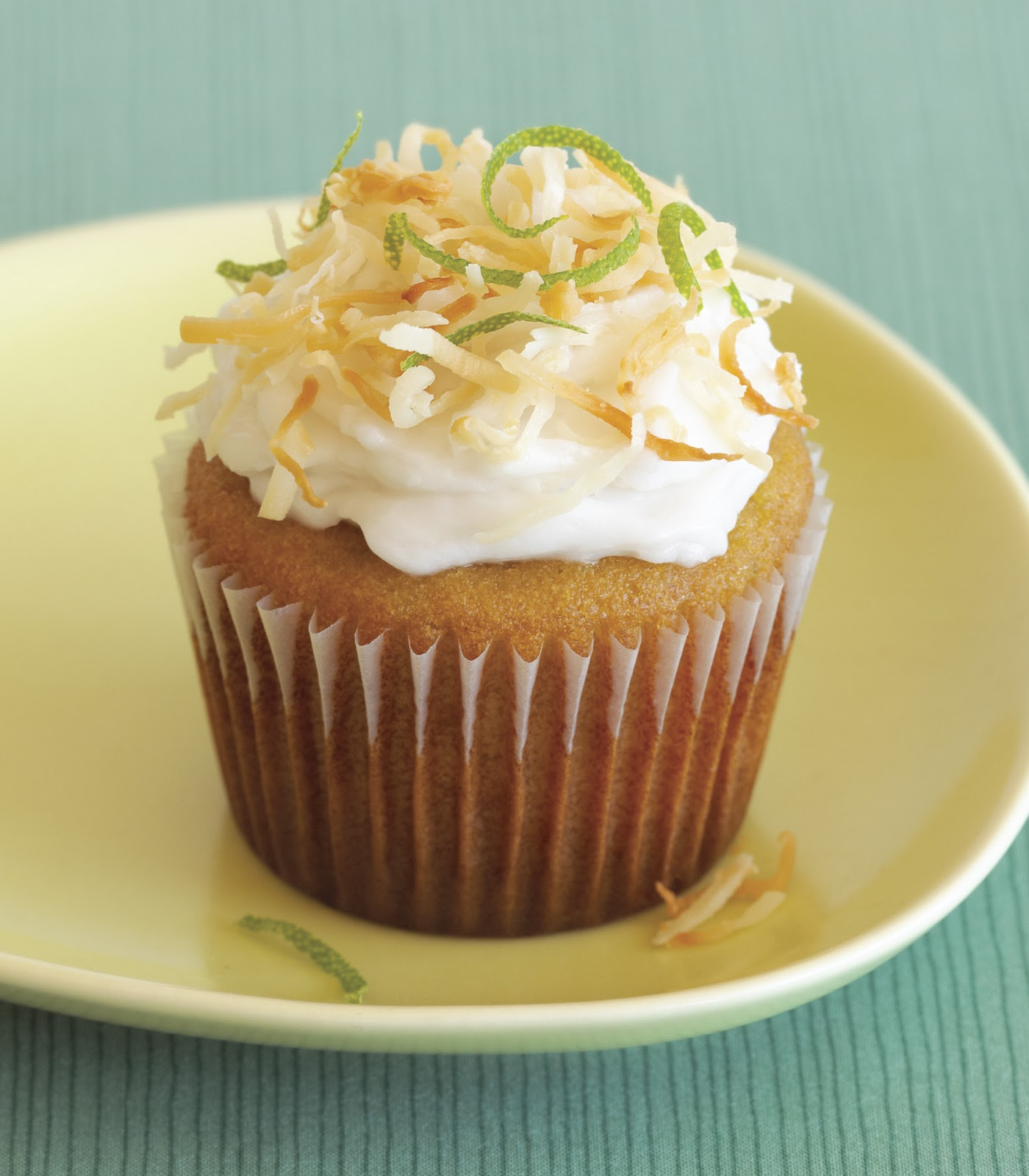 grain free lime cupcakes with coconut frosting yield 10 cupcakes