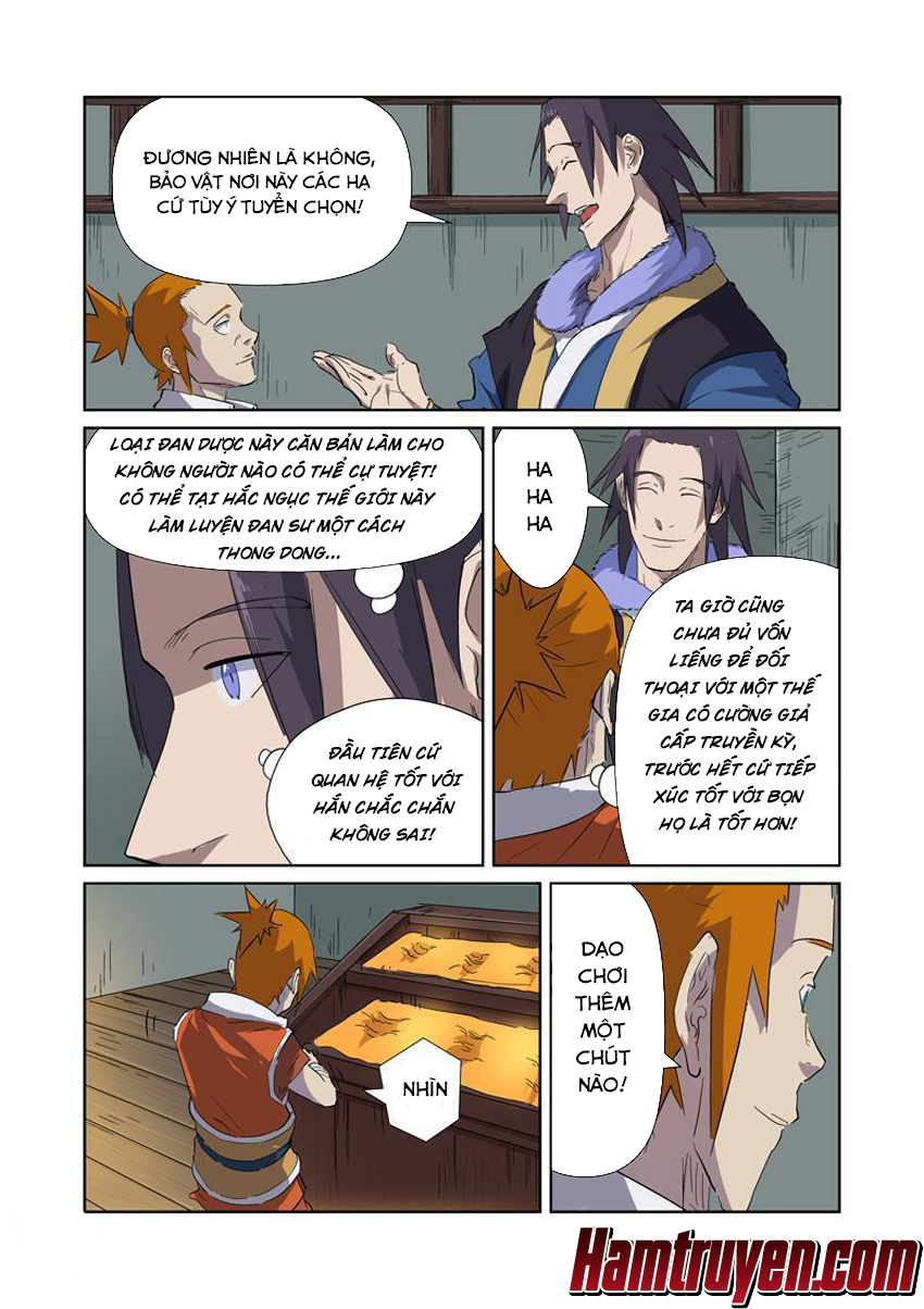Tales of Demons and Gods chap 166 Trang 7 - Mangak.info