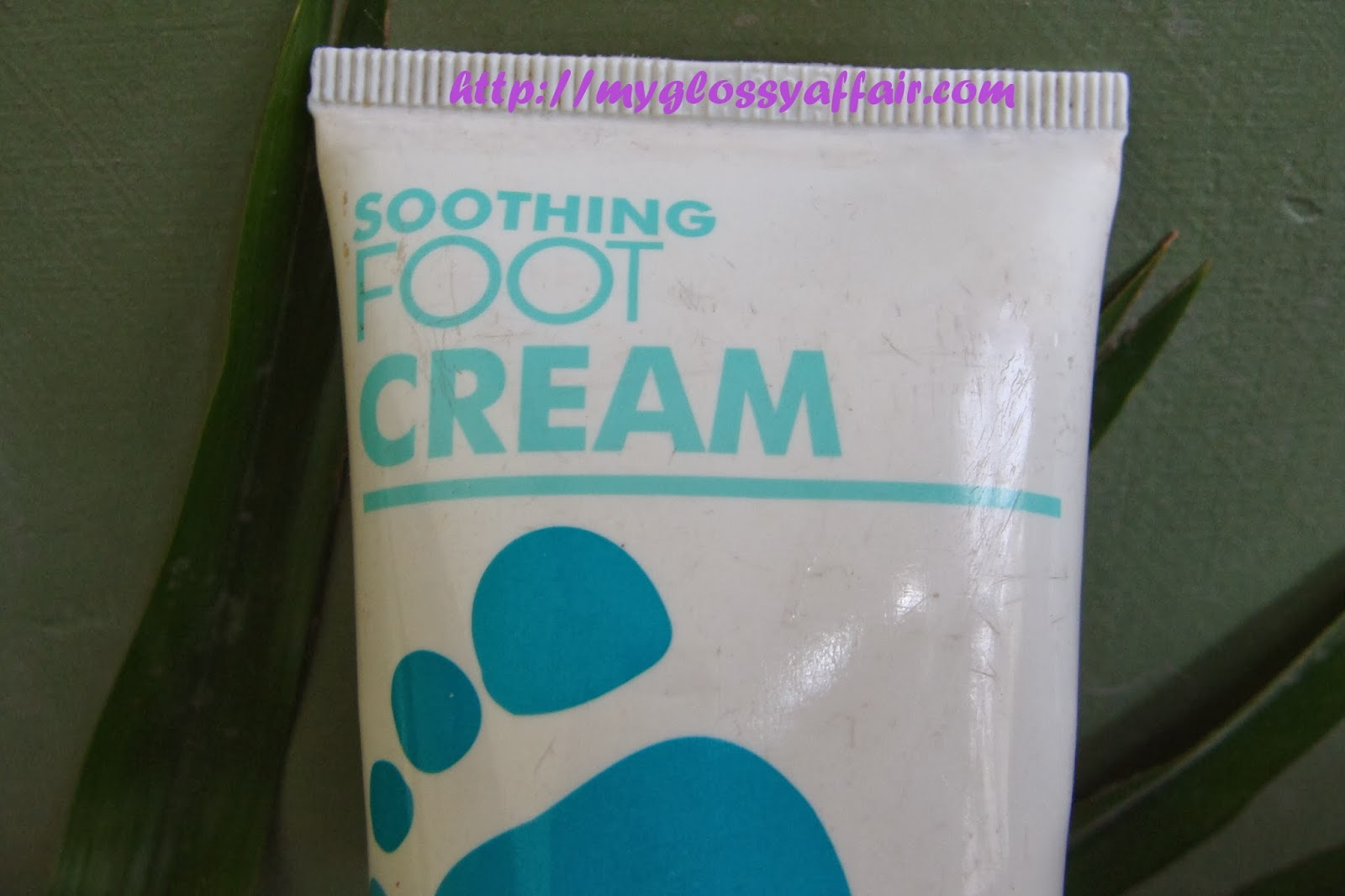 Oriflame Soothing Foot Cream Review