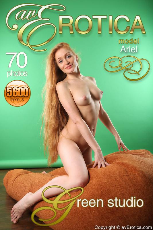 Ariel_Green_Studio RkrrrErotick 2013-01-08 Ariel - Green Studio 10170