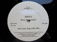 Kreuz – Keep On Groovin\' (VLS) (1996)