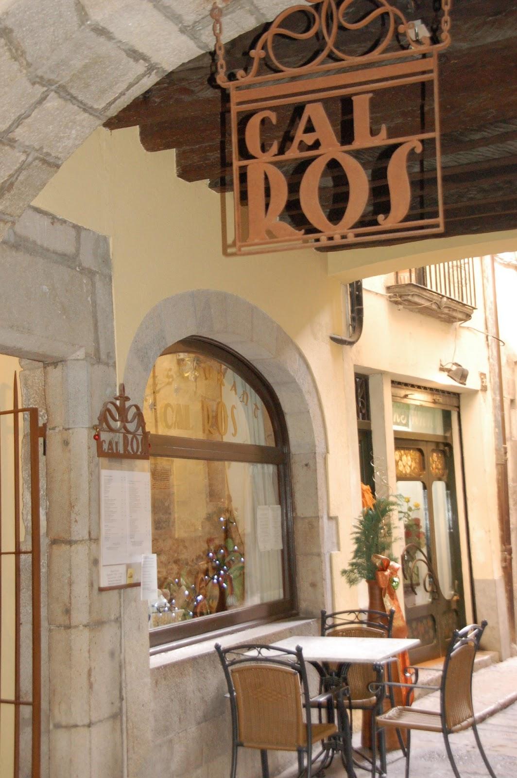 Deliclass gastronom a y viajes restaurante cal ros for Cafe el jardin centro historico