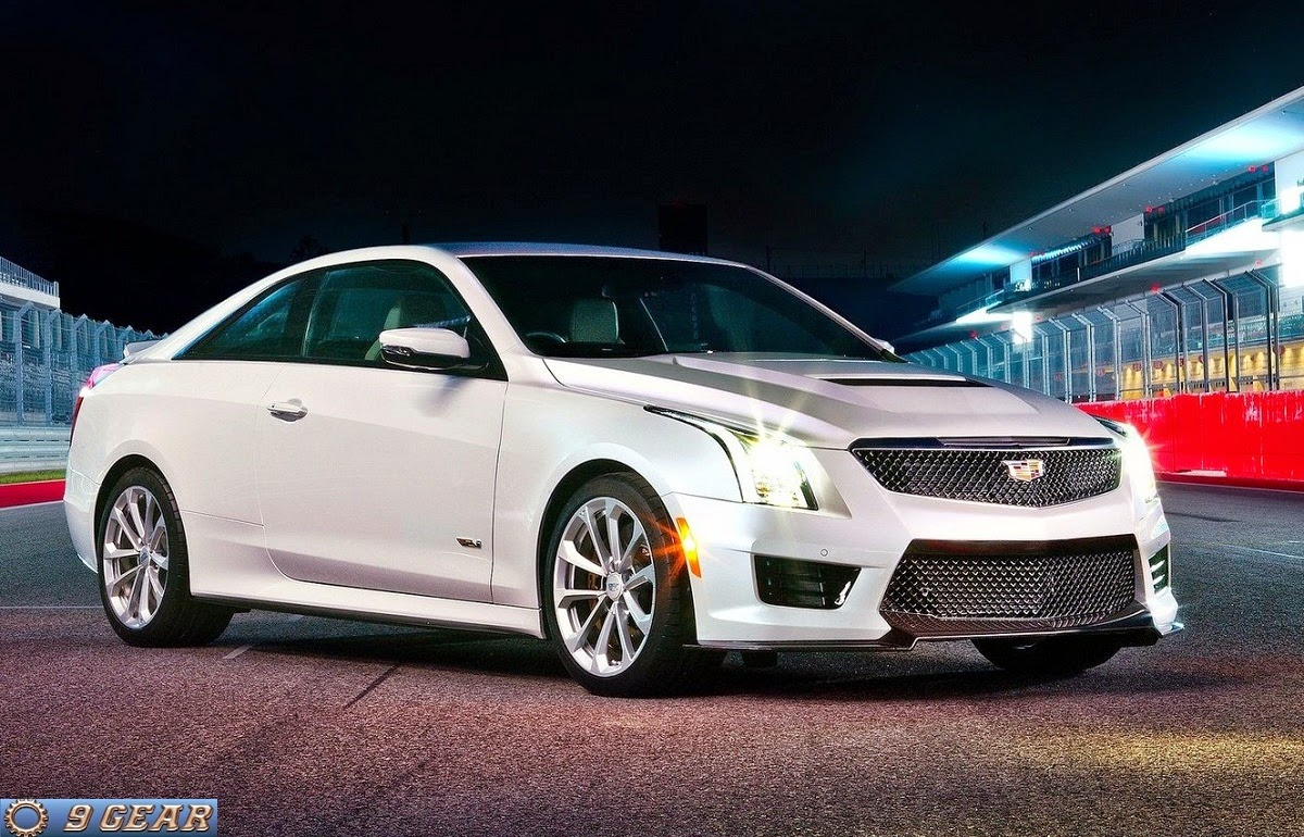 cadillac introduced the 2016 ats v coupe car reviews new car pictures for 2018 2019. Black Bedroom Furniture Sets. Home Design Ideas