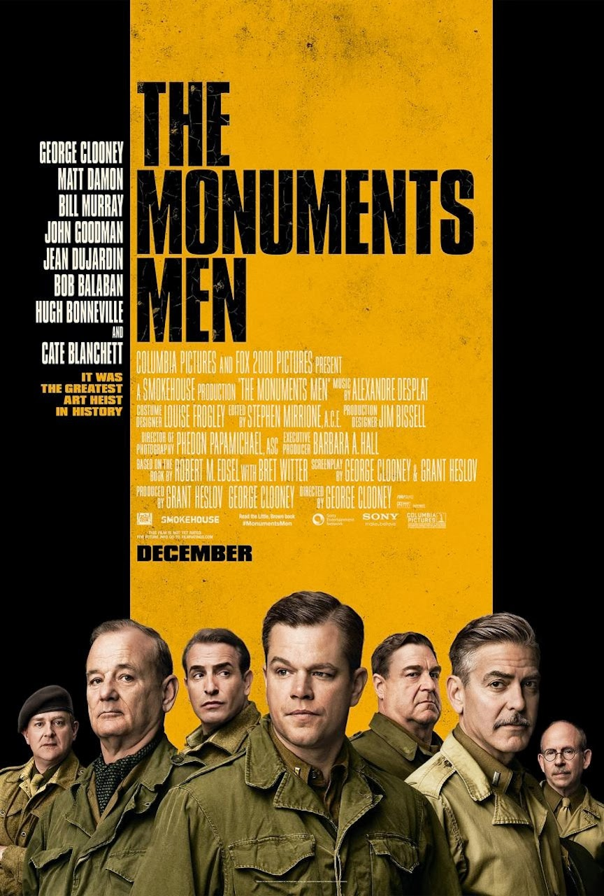 F31: The Monuments Men