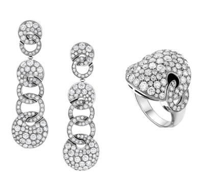 Bulgari Astrale Butterboom Jewellery
