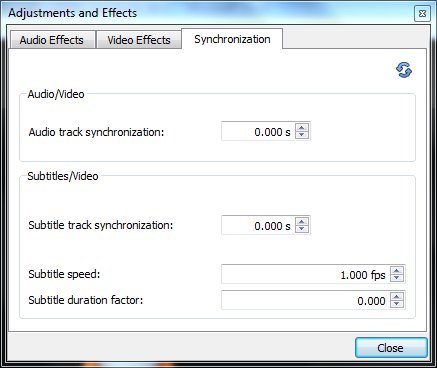 How to Sync Subtitles with the Movie in VLC media player