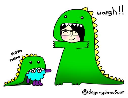 Dino Theme
