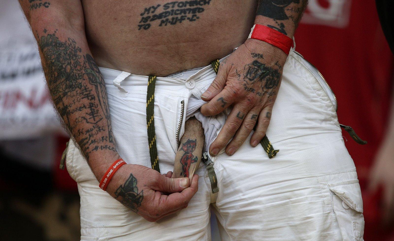 Татуировки на хуй 3 фотография