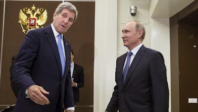 Dấu hiệu hòa hoãn đầu tiên giữa Mỹ và Nga
